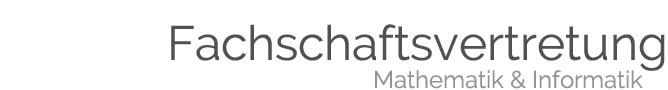Fachschaftsvertretung Mathematik / Informatik